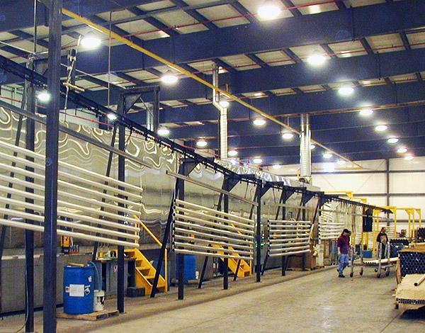 Aluminum Extrusion Finishing
